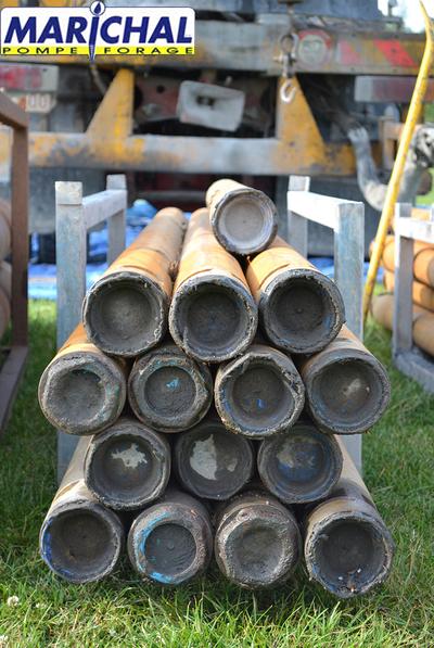 Marichal Forage sprl - filtration des eaux